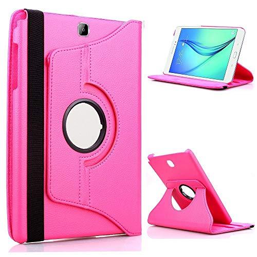 JiuRui Custodie e Cover Per Samsung Galaxy Tab 4 8.0 pollici, tablet Case Bracket Flip Cover in pelle Per Samsung Galaxy Tab 4 8,0 pollici T330 T331 T335 SM-T331 SM-T330 SM-T331 SM-T330 SM-T335 Tab4 8