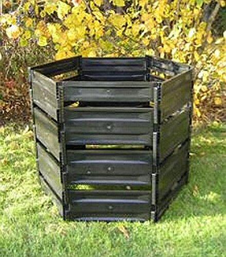 Garten Komposter 1050L Thermokomposter Kompostbehälter Kompostsilo