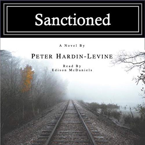 Sanctioned audiobook cover art