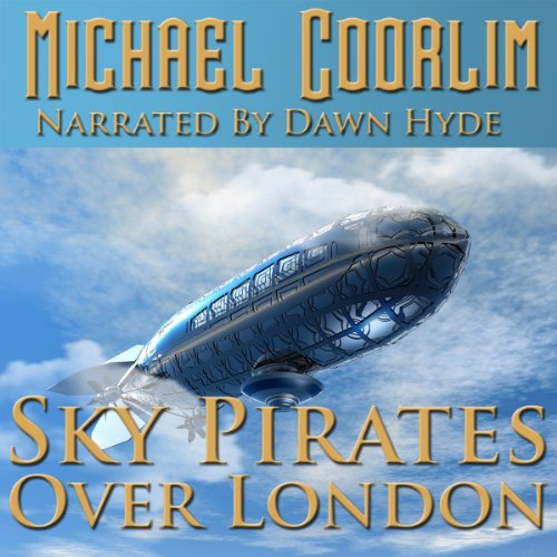 Sky Pirates Over London cover art