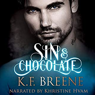 Sin & Chocolate     Demigods of San Francisco Series, Book 1              By:                                                                                                                                 K.F. Breene                               Narrated by:                                                                                                                                 Khristine Hvam                      Length: 9 hrs and 56 mins     601 ratings     Overall 4.7