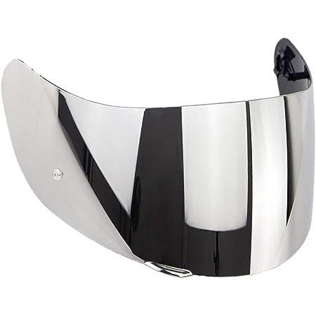 Helmvisier Motorradhelm Visierlinse Windschutzscheibe Ersatz Helmlinse Für 316 902 Agv K5 K3sv Farbe Auto