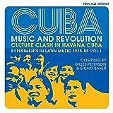 Cuba: Music And Revolutionculture Clash In Havana 3Lp [Vinilo]