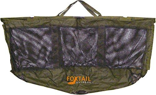 Foxtail Outdoor Großfisch Wiegesack Wiegeschling mit fischfreundlichem Netz besonders schonend