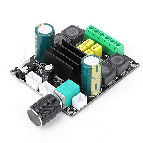 TPA3116D2 2x100W Bluetooth audio-versterkerplaat, audio-ontvanger, audiopanger, eindversterker AMP 12-24 V XH-M568 met volumeregelaar