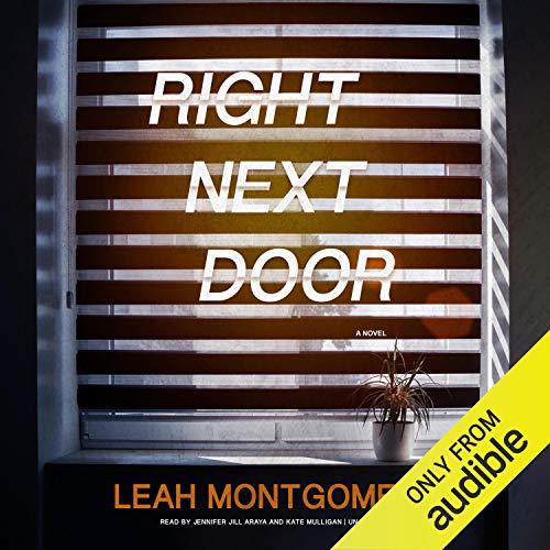 Right Next Door: A Novel cover art