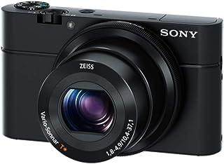 ソニー デジタルカメラ DSC-RX100 1.0型センサー F1.8レンズ搭載 ブラック Cyber-shot DSC-RX100