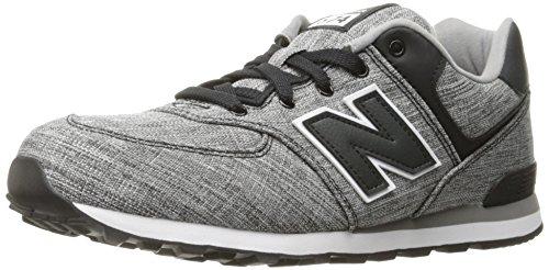 New Balance New Balance KL574CZG, Unisex Kinder Sneakers, Multicolor (Black) - Größe: 34.5