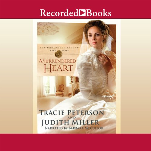 A Surrendered Heart                   By:                                                                                                                                 Tracie Peterson                               Narrated by:                                                                                                                                 Barbara McCulloh                      Length: 12 hrs and 14 mins     63 ratings     Overall 4.3