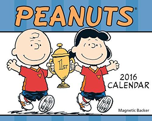Peanuts 2016 Mini Day-to-Day Calendar