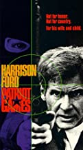 Patriot Games VHS
