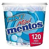 Mentos - Bonbons Mentos à la Menthe, Tendres et Croquants - Goût Rafraîchissant - Grand...