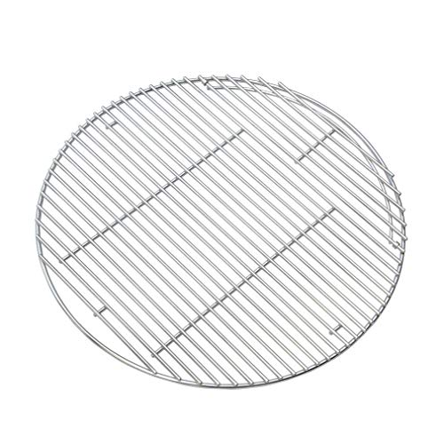 onlyfire 24' Grill Cooking Grate Fits for Weber 18501001 & 18301001 Summit Charcoal Grill and Ceramic Grills Like Kamado Joe Big Joe, X-Large Big Green Egg