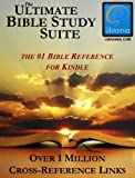 Best Bible Concordances - Ultimate Bible Study Suite; KJV Bible (Red Letter) Review