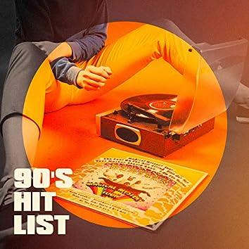 90's Hit List