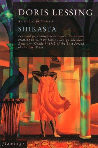 Shikasta (Canopus in Argos: Archives Series, Book 1) (English Edition)