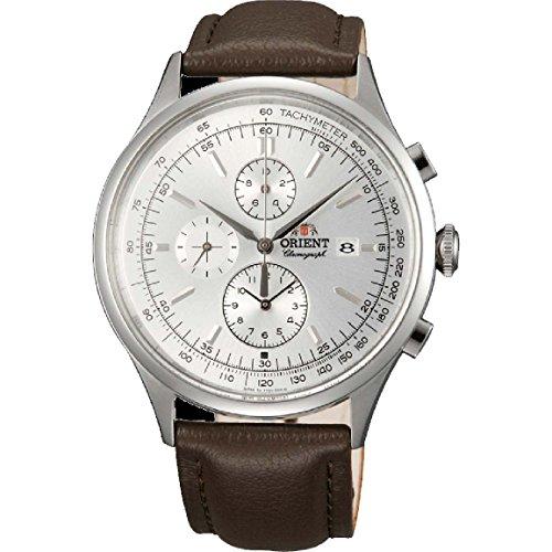 Orient FTT0V004W0 - Reloj de pulsera para hombre de acero in