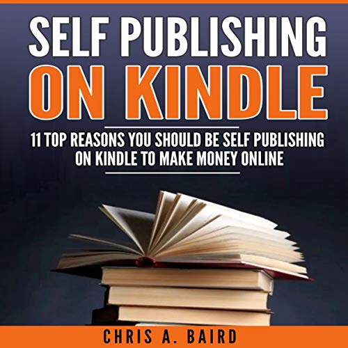 Self Publishing on Kindle Titelbild