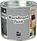 MagPaint - Pintura de pizarra (0,5 L), color gris