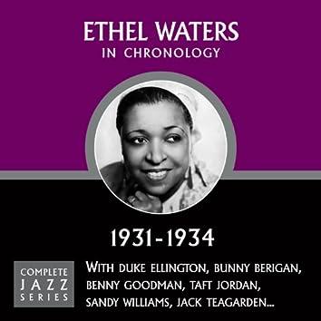 Complete Jazz Series 1931 - 1934