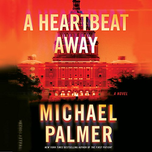 A Heartbeat Away audiobook cover art