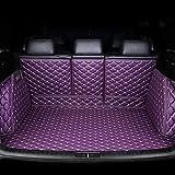 Alfombrillas Para Maletero Trasero De Coche para Chrysler 300s 300c Sebring PT Cruiser Grand Voyager, Bandeja De Forro De Maleteros Cuero Alfombra Protectora Accesorios