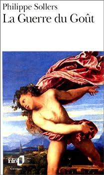 La guerre du goût 2070400581 Book Cover