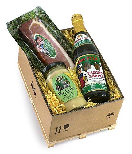 Geschenk Box Mini-Palette Schwarzwald-Vesper