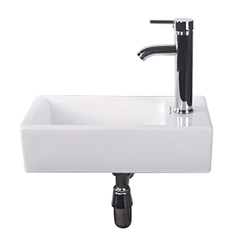 Small Bathroom Sinks Amazon Com