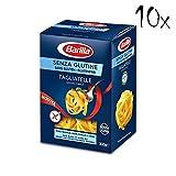 10x Barilla Tagliatelle 300g senza Glutine Glutenfrei und ohne Eier