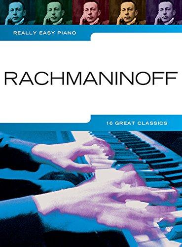 Really Easy Piano: Rachmaninoff: Noten, Sammelband für Klavier
