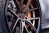 20' Inch Ferrada FR2 Matte Bronze/Gloss Black Lip Concave Wheels Rims | Set of 4 | Fits LEXUS RCF