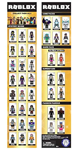 Roblox Celebrity Collection - Fashion Famous Playset [Includes Exclusive Virtual Item]