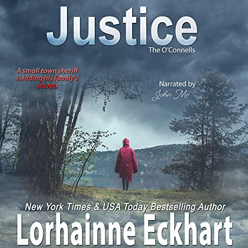 Justice Audiobook By Lorhainne Eckhart cover art
