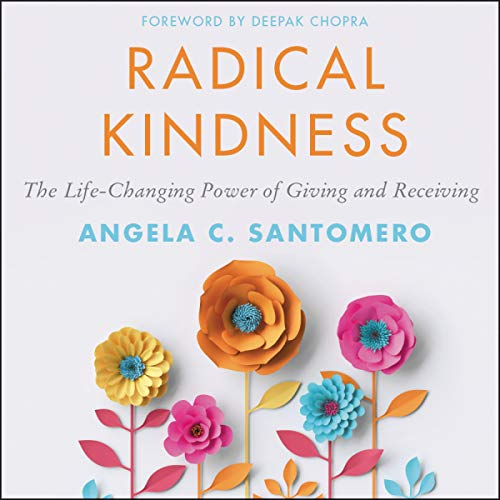 Radical Kindness audiobook cover art