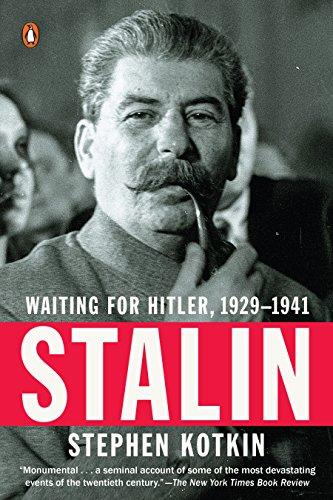 Stalin: Waiting for Hitler, 1929-1941 (English Edition)