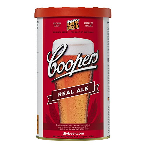 Malto Coopers 'Real Ale' 1,7 kg