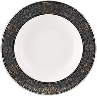 Lenox Vintage Jewel Platinum Banded Bone China Pasta Bowl/Rim Soup