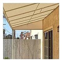 Sknonr 日焼け止めシェード布、遮光率:90%ガーデン日焼け止め布UV耐性 (Size : 2x5m(6.6x16.4ft))