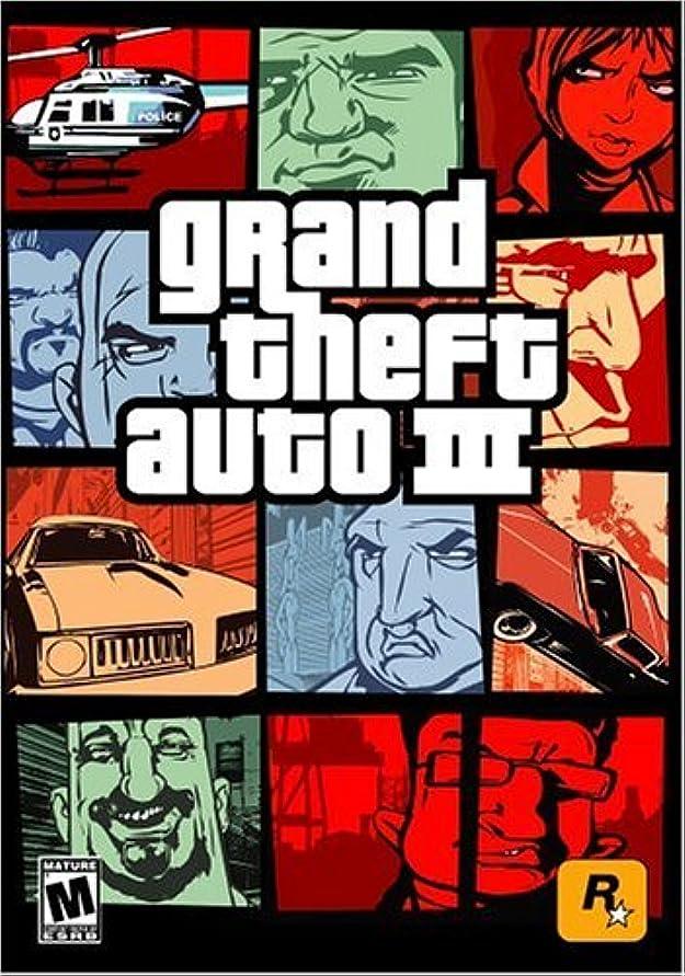 悲しいことにトラクター拒絶Grand Theft Auto 3 (輸入版)