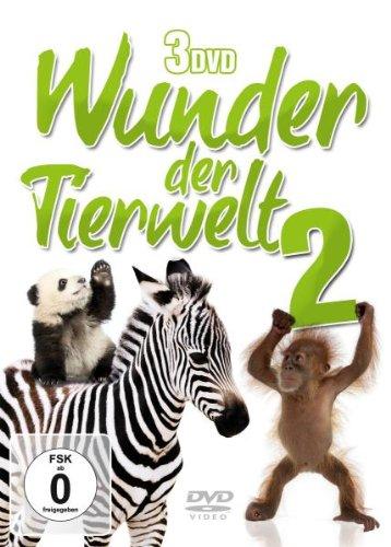 Wunder Der Tierwelt 2 [3 DVDs]