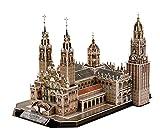 CubicFun- Puzzle 3D Catedral de Santiago (CPA Toy Group Trading S.L. MC184H)