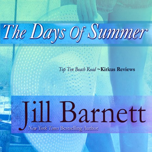 The Days of Summer audiobook cover art