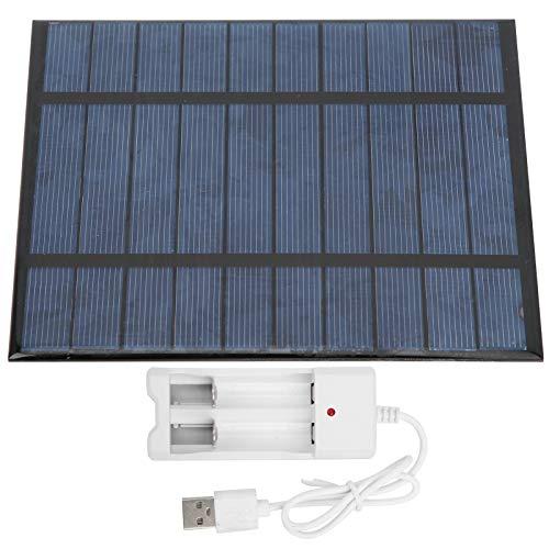 Cargador de batería Solar, Panel Solar portátil para teléfonos móviles