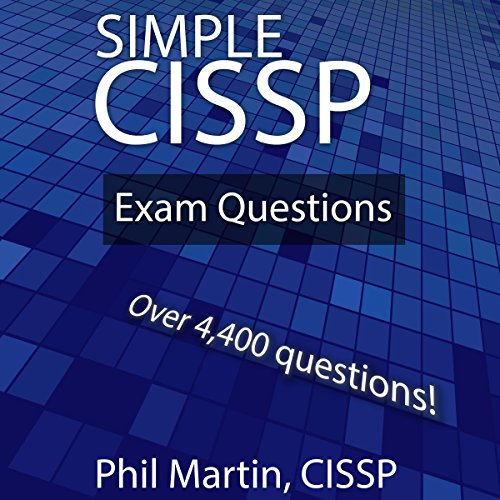 Simple CISSP Exam Questions audiobook cover art
