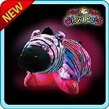 Pillow Pets Glow Pets Zebra 17'