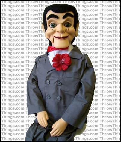 ThrowThings.com Slappy from Goosebumps Super Deluxe Upgrade...