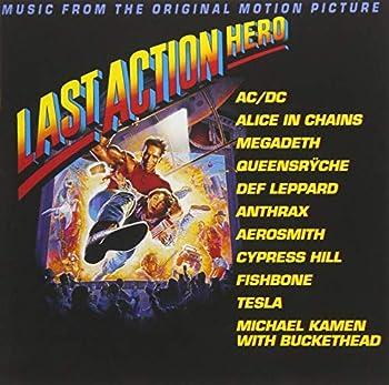 last action hero soundtrack