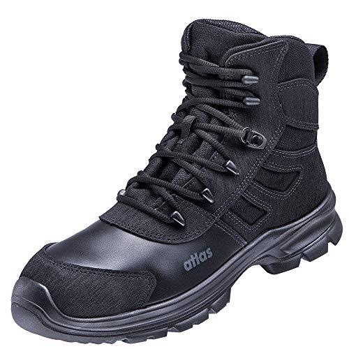 ATLAS - the shoe company XC 505 S3 ESD EN ISO 20345 SRC - Botas de seguridad, color Negro, talla 41 EU