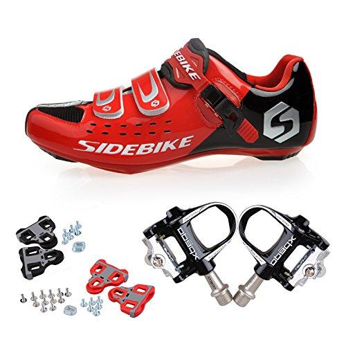 KUKOME SIDEBIKE Road Cycling Shoes